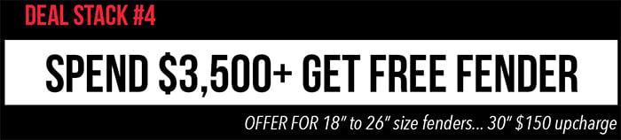 get a free fender